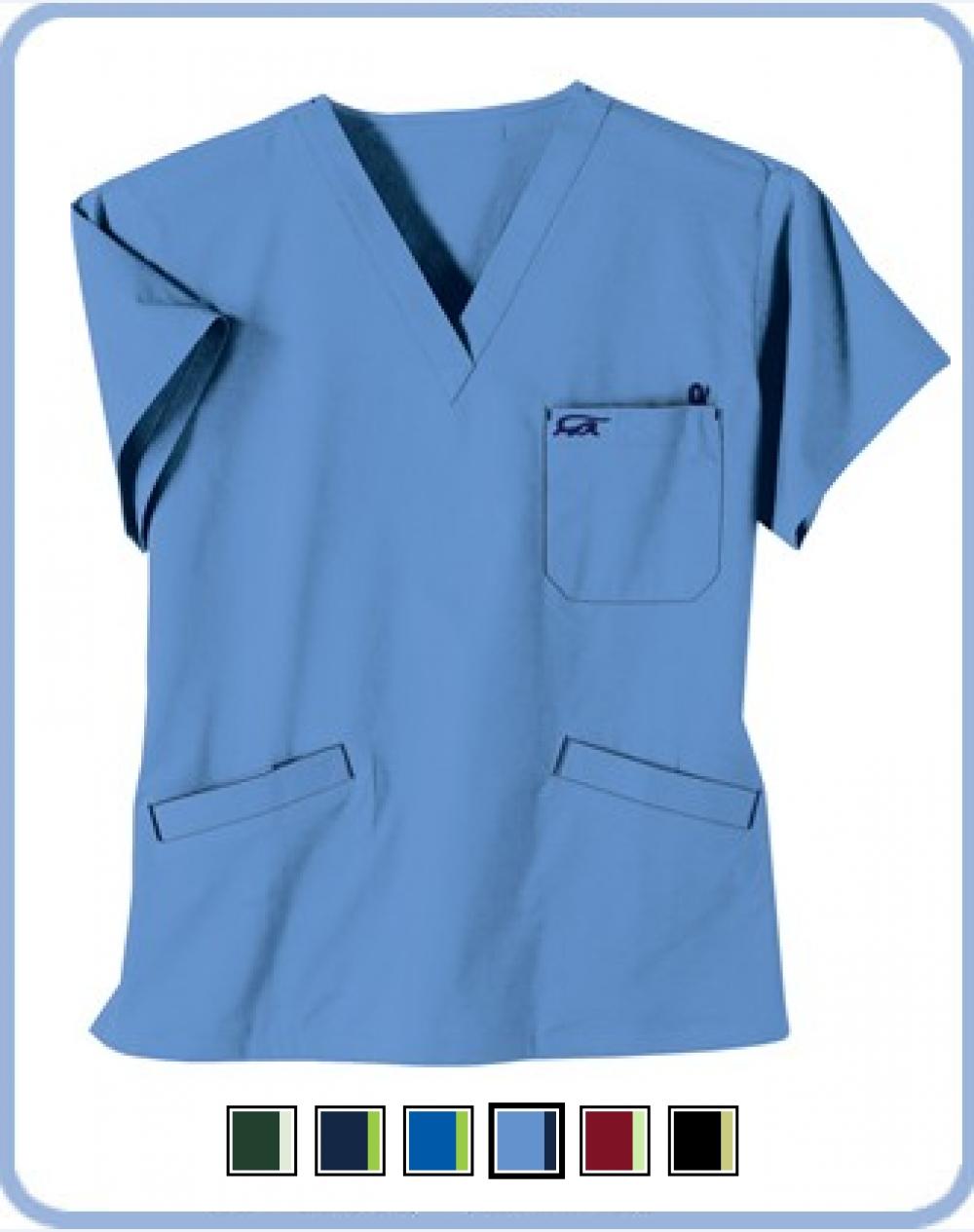 Как сшить медицинскую пижаму 52